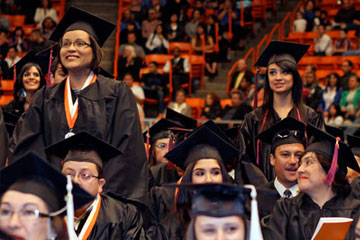 Grad Fair Benefits UTEP Candidates on Several Levels