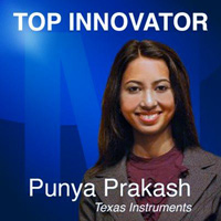 Alumna Named Top Innovator and Rising Star in Engineering