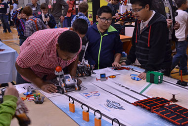 UTEP to Host Lego Championship and Robotics Scrimmage