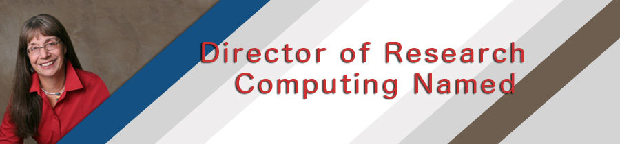 Director of Research Computing Named
