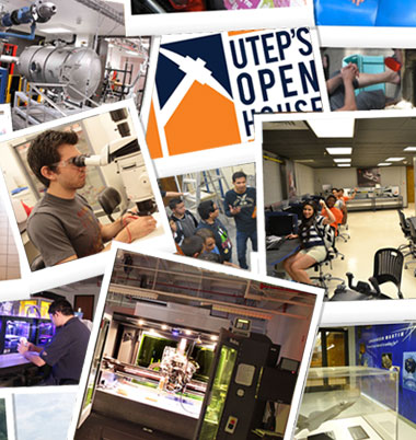 UTEP to host Centennial Open House