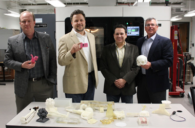 3-D Printing Goes to Space