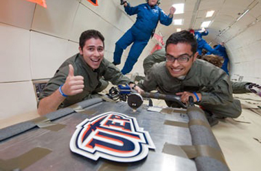 UTEP Gaining Visibility in Next-Generation Space Research