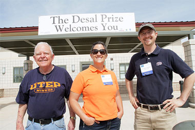 UTEP Places 2nd in International Desalination Competition
