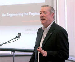 Energy Exec Has Plan for Engineer Leaders