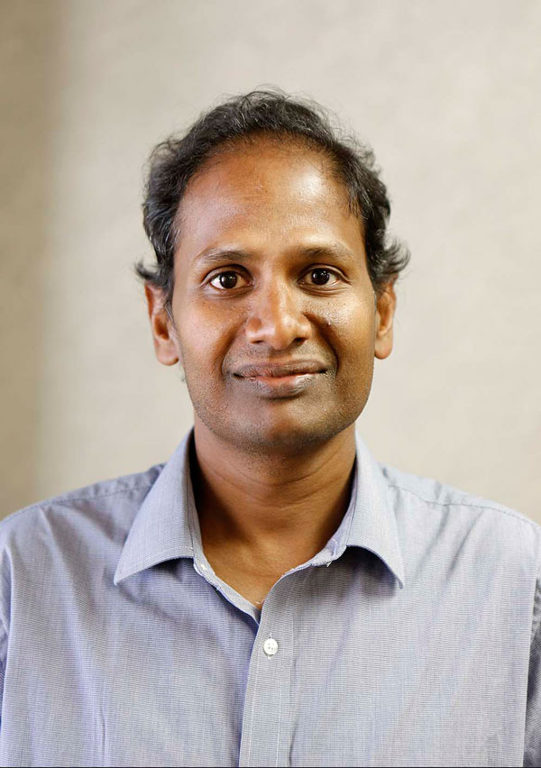 Vinod Kumar, Ph.D., associate professor