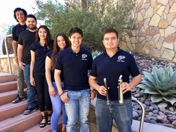 UTEP Student Engineering Team Heads to Houston for NASA Challenge