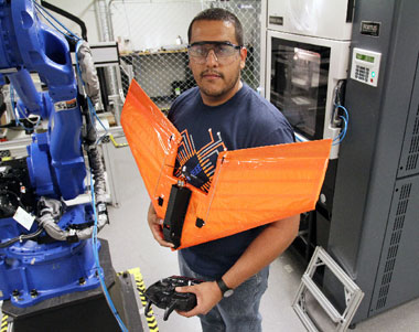 UTEP Merges 3-D Printing and UAVs