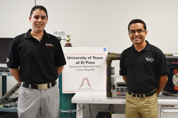 UTEP Students Prepare for Flight aboard NASA's 'Weightless Wonder'