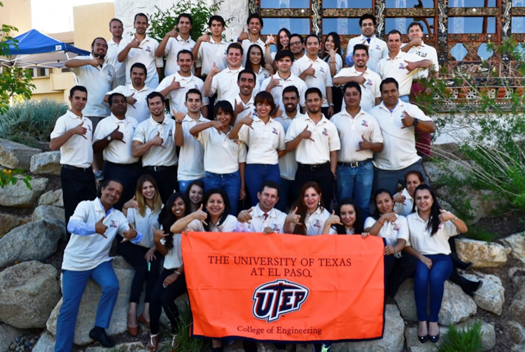UTEP Awarded New Grant from Obama Study Abroad Initiative