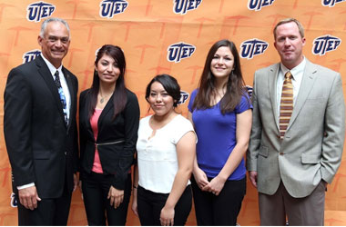 Danny Olivas, UTEP to Improve Human Spaceflight Safety