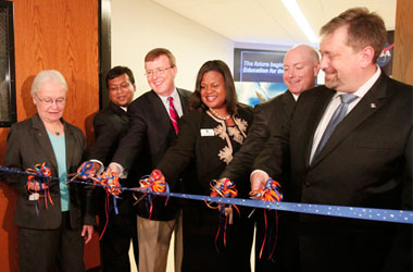 NASA and UTEP Open Space Technology Research Center