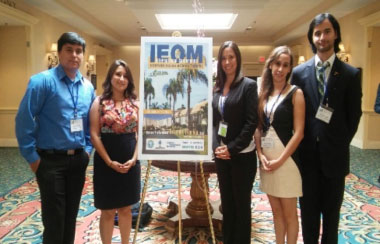 Industrial Engineering Students Recognized at International Conference