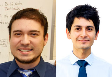 Electrical and Computer Engineering Doctoral Students Win Fellowships
