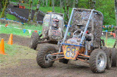 UTEP hosts Baja SAE competition for Centennial celebration