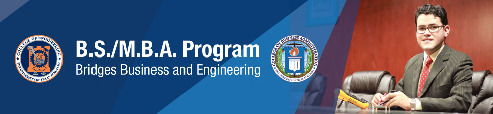 B.S./M.B.A. Program Bridges Business and Engineering
