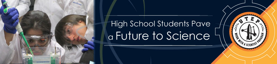 High School Students Pave a Future to Science