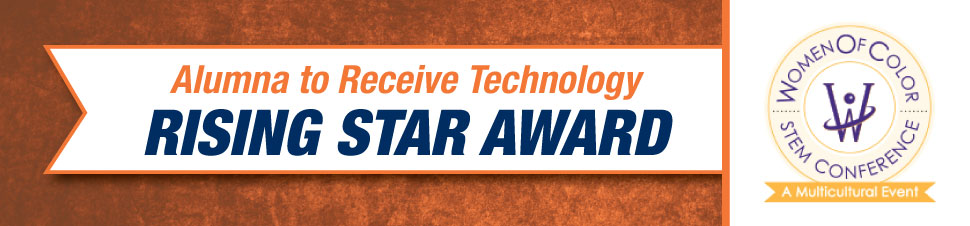 Alumna to Receive Technology Rising Star Award