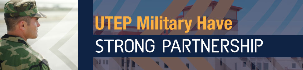 UTEP, military have strong partnership