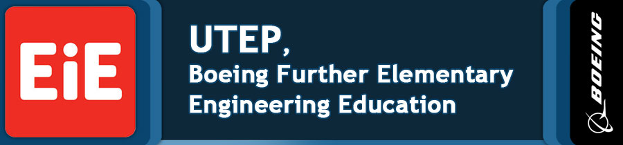 UTEP, Boeing Further Elementary Engineering Education