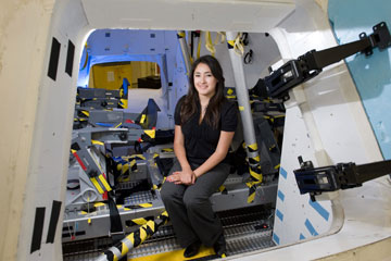 UTEP Student Interns with NASA Three Times