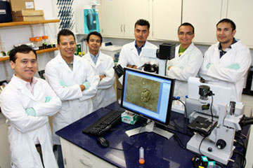 UTEP Engineers Receive NIH Grant to Develop Cell Printing Technology for Regenerative Engineering